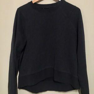 Lululemon navy sweatshirt (EUC)